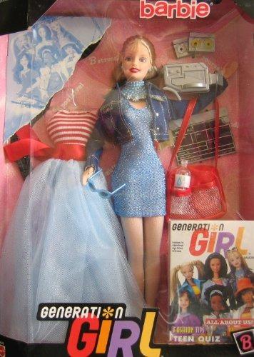 generación muñeca barbie girl w modas extra & más! (1998)
