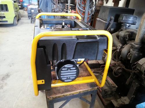 generador 10,000 watts wacker seminuevo gasolina
