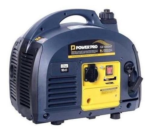 generador 2 tiempos ge1000xt power pro. (envio gratis stgo)