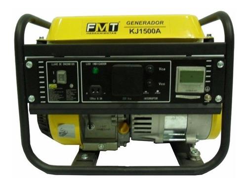 generador 4t 2.8hp 1500w encendido 1kva 87cc manual kj1500a