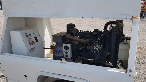 generador 6 kw 2007,110/220 motor kubota 3 cil diesel , 2007