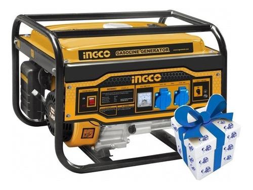 generador a nafta 4 tiempos 2800w ingco ge30005 + regalo !