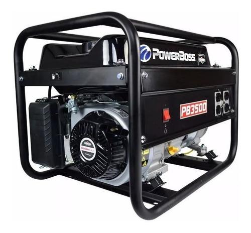 generador briggs & stratton power boos pb3500