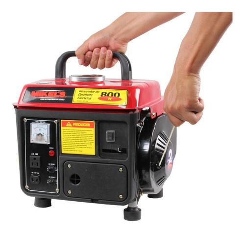 generador corriente electrica 2hp 800 watts 120 v mikels