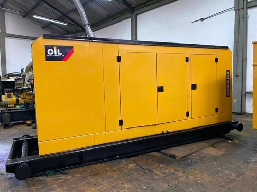 generador cummins 311 kva solo 600 horas de trabajo cabinado