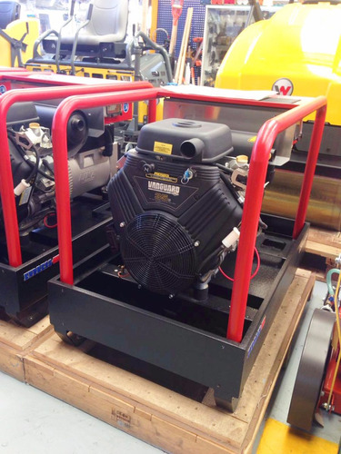 generador de 20,000w a gasolina modelo ese 2006 motor 35hp
