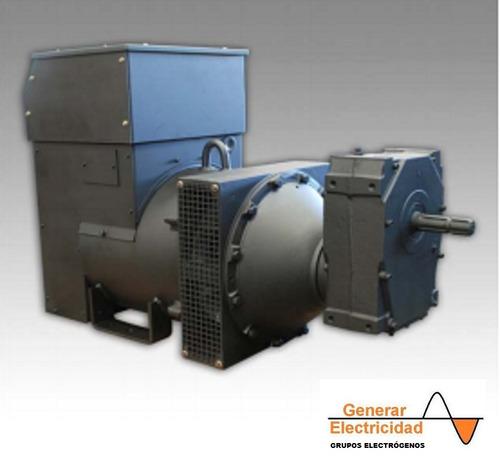 generador de acople para tractor cramaco 30 kva
