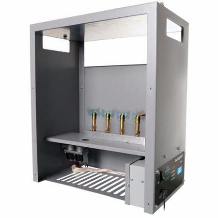generador de co2 autopilot 4 quemadores de 2,262-9,052 btu