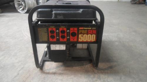 generador de corriente  coleman #372