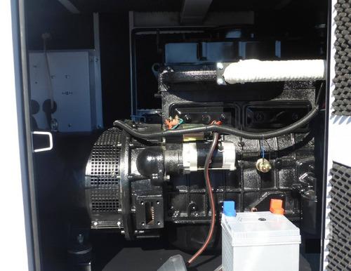 generador de electricidad aska 33 kw 127/220/440 v nueva