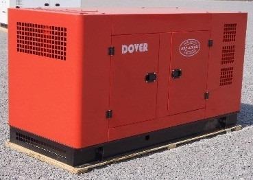generador de electricidad dover 30 kw 45 kva 220/127 v nuevo