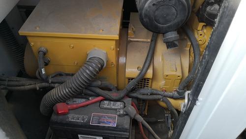 generador de electricidad planta de luz caterpillar 2006