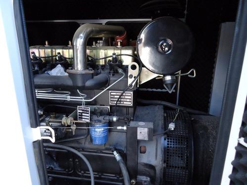 generador de electricidad zakka 40 kw 60 kva 127/220 v nuevo