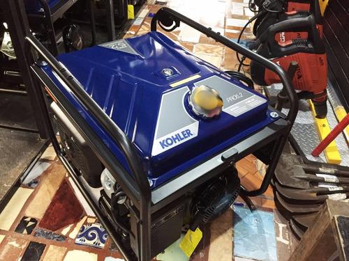 generador de energía 5000w kohler 5.2 pro
