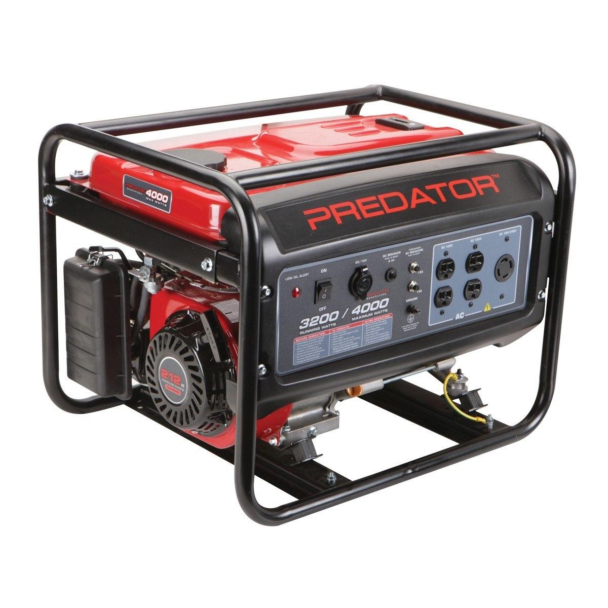 Generador de energia motor gasolina 3200watts 212cc - Generador de gasolina ...
