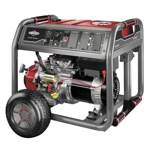 Generador de luz 8000 watts briggs and stratton 030625 - Generador de luz ...