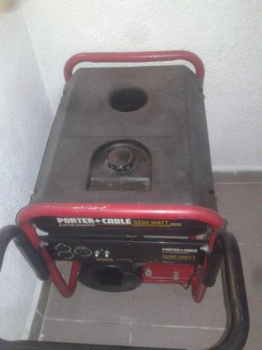 generador de luz a gasolina