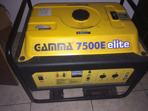 generador de luz gamma 7500 elite
