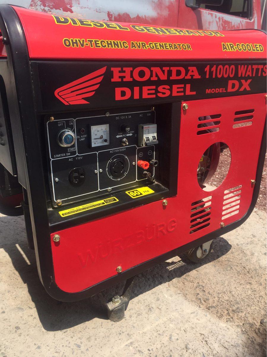 Generador de luz honda 11000w 32 en mercado libre - Generador de luz ...