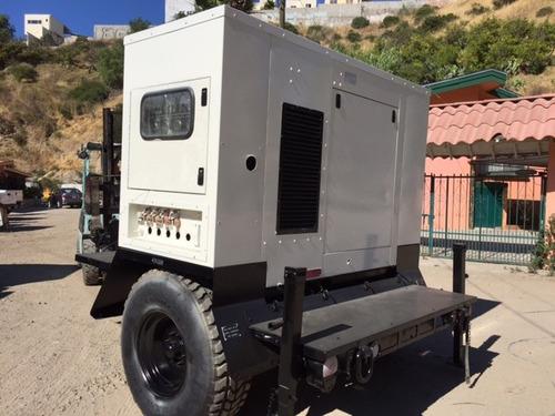 generador de luz marathon 50 kw diesel nacional garantia