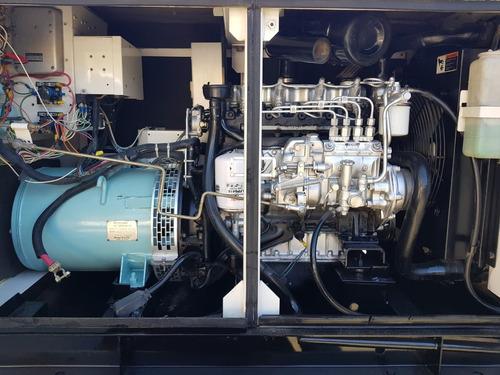generador de luz multiquip 25 kva diesel nacional
