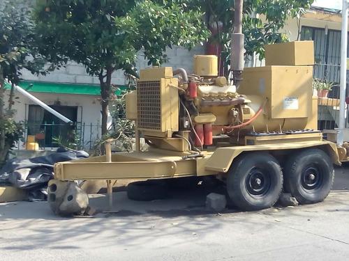 generador de luz planta de luz caterpillar a diesel 160kw