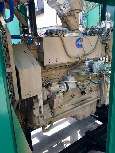 generador de luz planta de luz cummins a gas natural