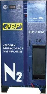 generador de nitrógeno marca bp.