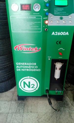 generador de nitrogeno oportunidad