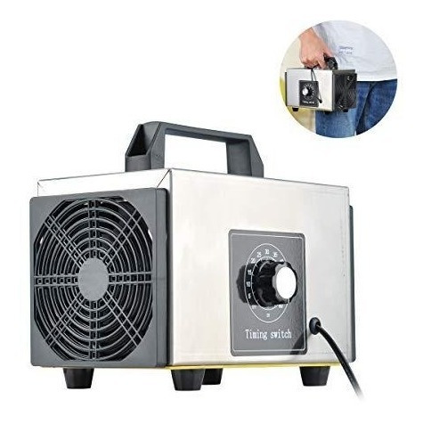 generador de ozono 24000mg purificador desinfectante t. cred