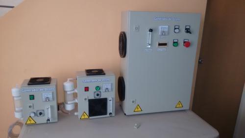 generador de ozono de 3.4 gr/h  6.4 gr/h efecto corona