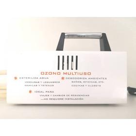 Generador De Ozono Desinfección Y Limpieza Del Aire Y Agua