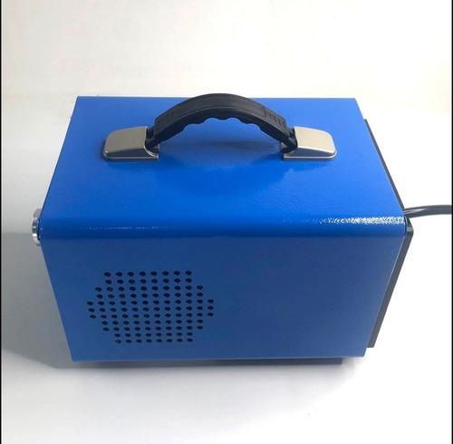 generador de ozono desinfección y purificación de ambientes