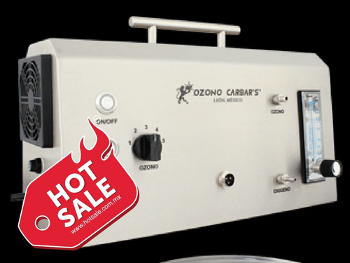 generador de ozono medico mp-03