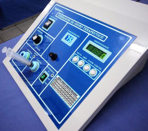 generador de ozono medico/ozonoterapia