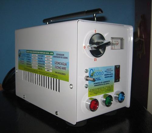 generador de ozono purificador de agua con ozono -ozonizador