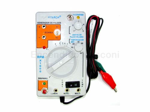 generador de pulsos para inyeccion electronica pitarch t900