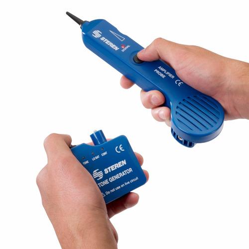 generador de tonos para identificar cables (pollo)