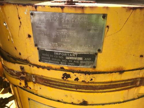 generador de vapor car heating co. inc chicago