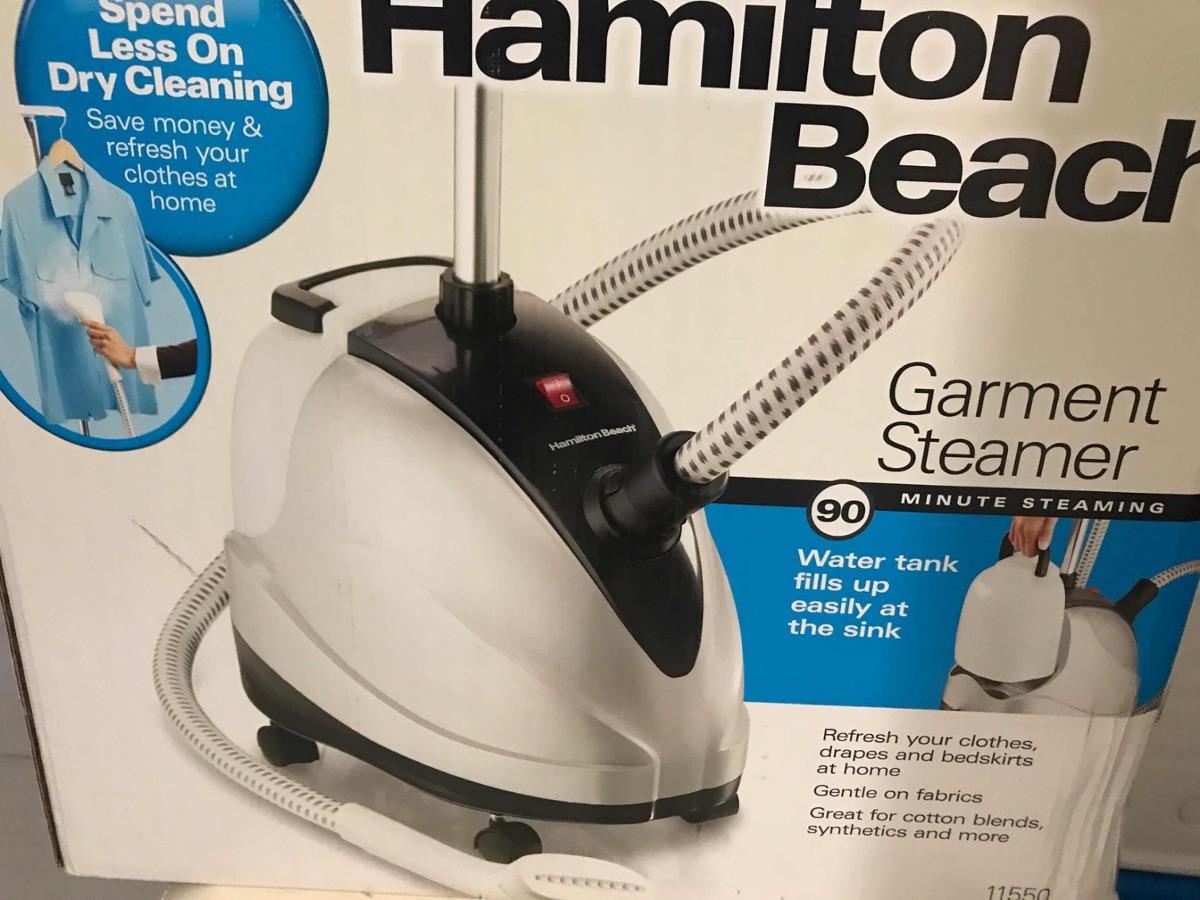 Generador De Vapor Hamilton Beach - $ 995 00
