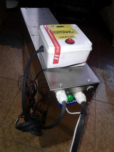 generador de vapor para baño turco