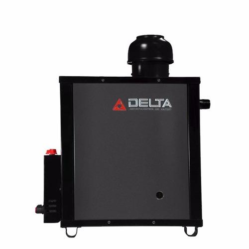 generador de vapor p/baño 20 m3 mini delta gas lp ecomaqmx