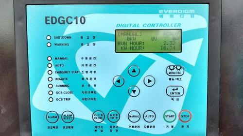 generador diesel everdigm