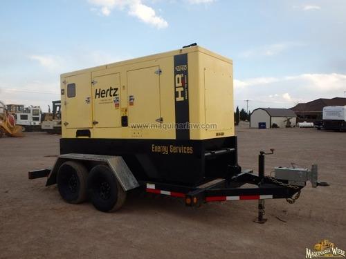 generador diesel planta de luz  140 kw,hipower 9923