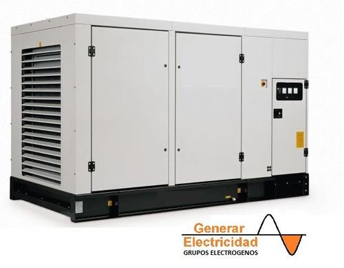generador eléctrico 10 30 40 60 70 100 110 120 kva kw