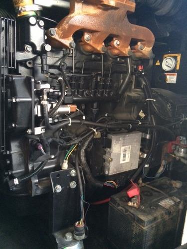 generador electrico atlas copco qa70jd de 56kw mod. 2012