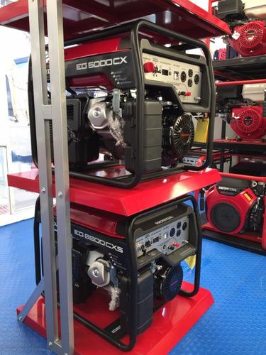 generador electrico de 6500w honda