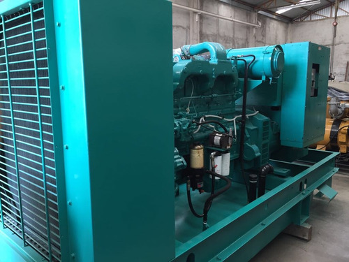 generador eléctrico diésel cummins 275 kw