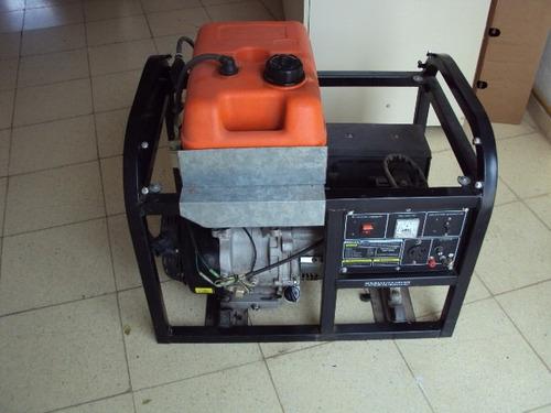 generador eléctrico dowel dynamic 7000