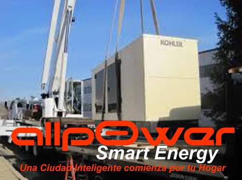 generador electrico kohler gas 17kva visita técnica asesoria